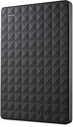 Seagate STEA1000400 1TB  Expansion Portable Hard Drive (Black)