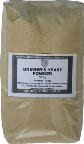Brewers Yeast Powder 500g Test