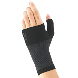 Atmungsaktive Handgelenk- und Daumenschiene