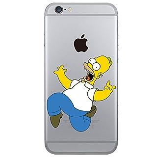 Abaure Schutzhülle für Homer Simpson iPhone 6/6S
