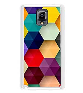 Multicolour Bright Pattern 2D Hard Polycarbonate Designer Back Case Cover for Samsung Galaxy Note 3 :: Samsung Galaxy Note III :: Samsung Galaxy Note 3 N9002 :: Samsung Galaxy Note N9000 N9005