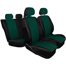 X.R-GR Universal Fundas de asientos compatible con PEUGEOT 305 306 307 308