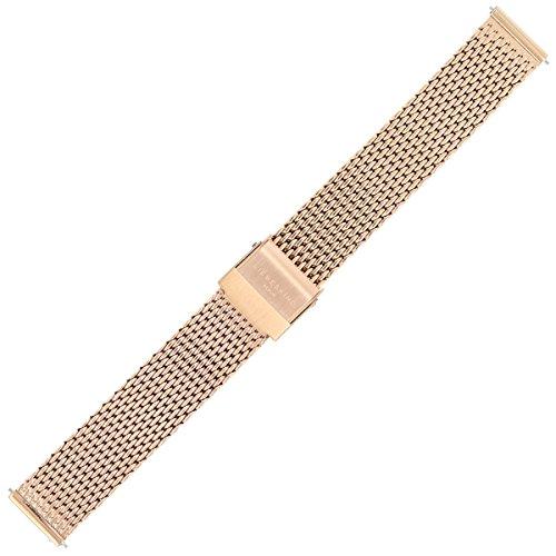 Liebeskind Uhrenarmband 16mm Edelstahl Rosé - Uhrband B_LT-0081-MQ