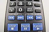 Panasonic Remote Control For DVD DMR-EX773EBK, DMR-EX83EB-K, N2QAYB000462