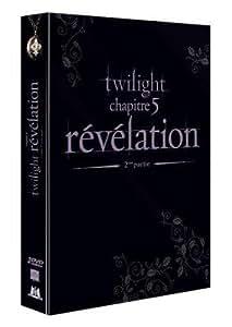 Twilight - Chapitre 5 : Révélation, 2ème partie - Edition collector