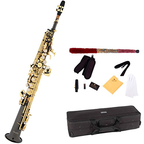 mendini-mss-bng-soprano-saxophone-black-gold