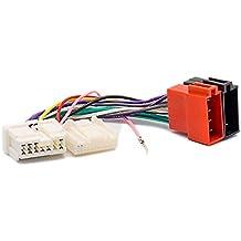CARAV 12–143adaptador de radio ISO para Renault 2012+ (seleccione modelos)/Dacia 2011+ (seleccione modelos) alambre cableado arnés conector plomo Loom Cable adaptador de enchufe de estéreo