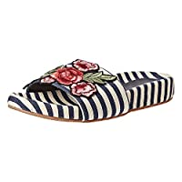 Iconic Slide Slippers for Women - Multi Color