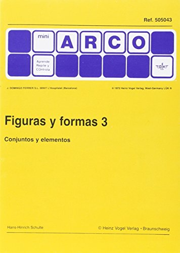 M-ARCO FIG.FOR.3 5 MINI ARC 5043 FERRER par Hans Hinrich Schulte
