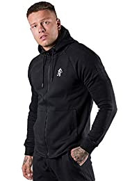 242b48203316d Gym King Core Plus Tracksuit Top Black-L