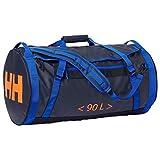 Helly Hansen Hh Duffel Bag 2 90l - Borse a spalla Unisex Adulto, Blu (Navy), 40x40x75 cm (B x H T)