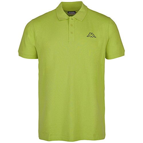 kappa-peleot-polo-shirt-men-poloshirt-peleot-short-sleeve-men-green-glow-xxl