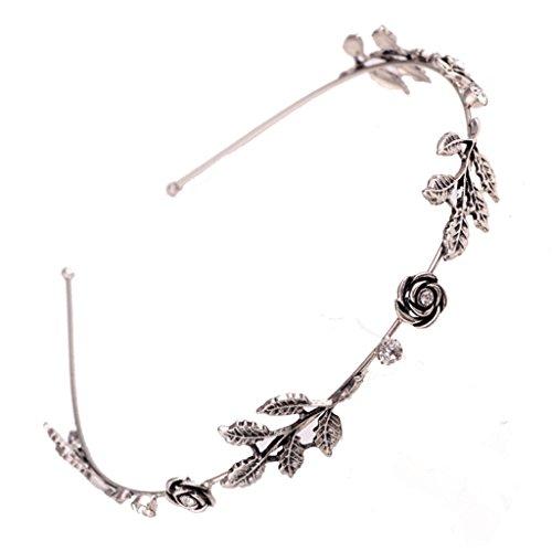 san-bodhi-cinta-para-el-pelo-para-mujer-black-silver-talla-unica