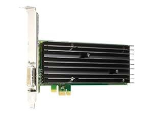 NVIDIA Quadro NVS 290 Carte graphique Quadro NVS 290 PCI Express x1 faible encombrement 256 Mo DDR II Digital Visual Interface