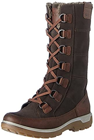 Ecco Damen Gora Outdoor Fitnessschuhe, Braun (Cocoa Brown/Licorice), 37 EU