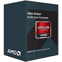 AMD Athlon II FM2+ X4-860K Processore da 3.7 GHz, 4 MB Cache, Nero
