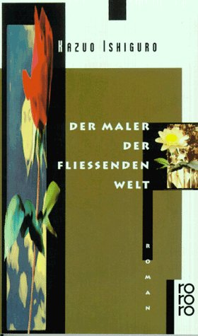 Buchseite und Rezensionen zu 'Der Maler der fließenden Welt. Roman' von Kazuo Ishiguro