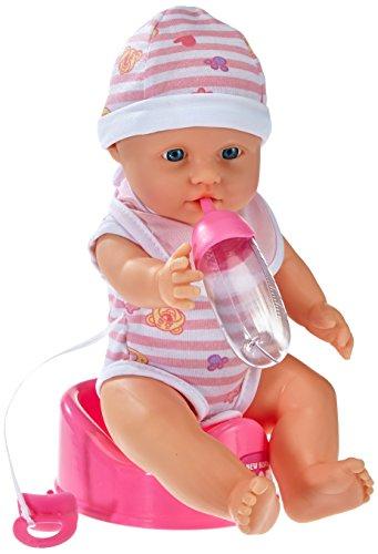 Simba 105037800 New Born Baby- Bambola (assortita)