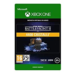 STAR WARS BATTLEFRONT II 4400 CRYSTALS – Xbox One – Codice download