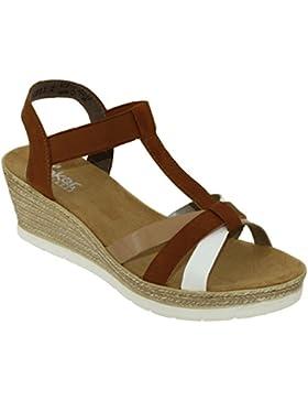 Rieker Damen Sandalette