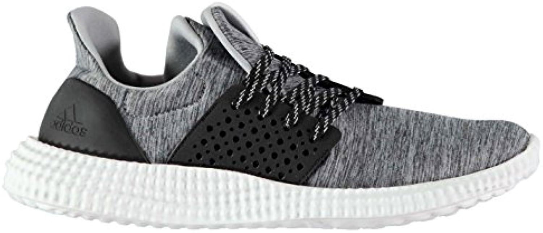 Official Shoes 'Adidas Schuhe Leichtathletik-Sneakers, Laufschuhe für Damen, Grau/Schwarz/Weiß