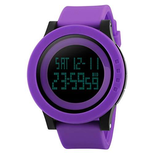 UPSTONE Herren Digital Sport Uhren - Outdoor wasserdichte Armbanduhr mit Wecker Chronograph