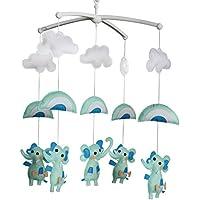 Baby Cute Cartoon Tiere Wiegenlied, Kleine Bettwäsche, Hanging Baby Spielzeug preisvergleich bei kleinkindspielzeugpreise.eu