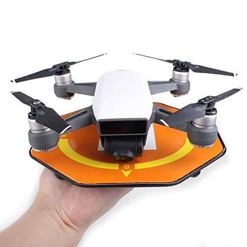 LIUYUNE,Grembiule da lancio per grembiule piccolo DJI Spark Drone(color:ARANCIA)