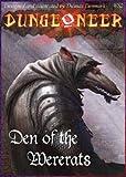 Atlas Games 1244 - Dungeoneer, Den of the Wererats