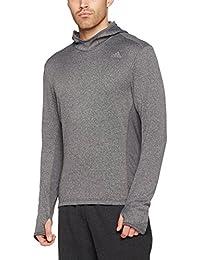 adidas Response Astro Sweat-Shirt à Capuche Homme, Gris