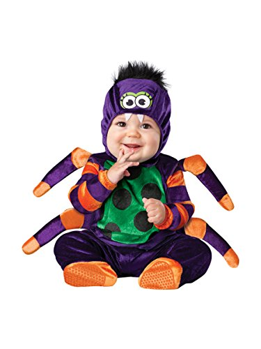 Itsy Bitsy Spider - Costume bambini- 18 a 24 mesi