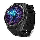 T9Android 5.1Bluetooth Smart Watch 3G WiFi GPS SIM Karte Herzfrequenz Smartwatch mit 2.0MP Kamera 1GB 16GB VS KW88