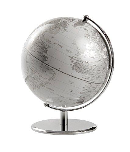 emform Tischglobus Iceplanet, Aluminium & Kunststoff, 250 x 300 mm