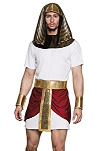 Boland 83858Adulto Disfraz tutankh Amun, M/L