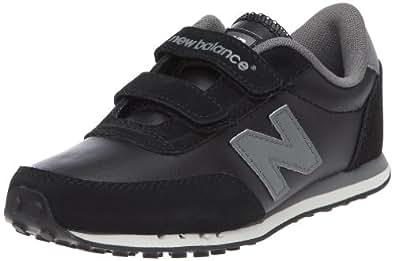 New Balance  Ke410 M,  Unisex-Kinder Sportschuh , schwarz - Noir (Bcy Black/Grey) - Größe: 28 EU