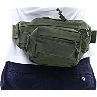 Zhuhaimei,Paquete de cintura militar al aire libre que acampa bolsa de ciclismo: dos tipos de productos se envían al azar