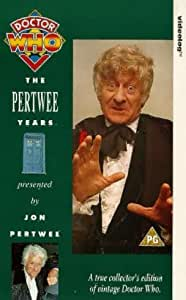 Doctor Who: The Pertwee Years [VHS]