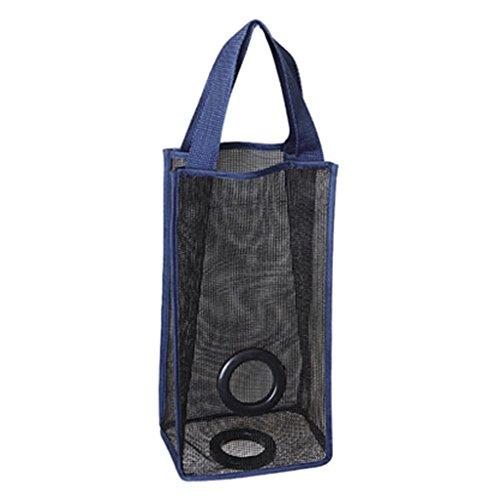 sacs-depicerie-reutilisables-plastic-bag-holder-hanging-sac-de-rangement2-pcs