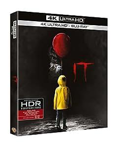 IT (Blu-Ray 4K UltraHD + Blu-Ray)