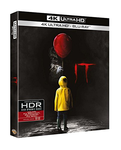 IT (Blu-Ray 4K UltraHD + Blu-Ray)