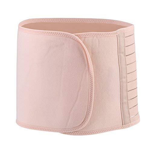 Zerodis Damen Bauchband Bauch Wrap Gürtel Body Shaper Gürtel Schwangerschaft Recovery Korsett Taille Trainer Band(M) -