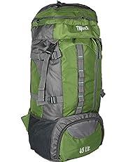 Thames Voyager Polyester 45L Hiking Rucksack BackpackTrek