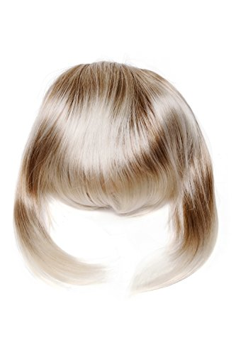 WIG ME UP - Clip-In Pony, Haarverlängerung, mit Seitensträhnen, sehr lang (30cm) = individuelles...