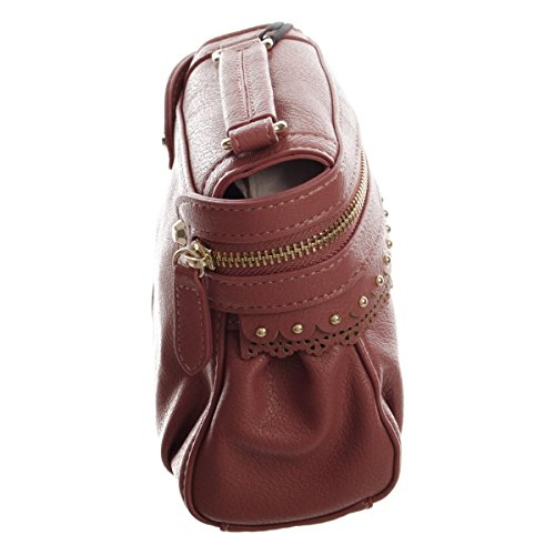 Twin-Set Cecile Smerlo donna, borsa a tracolla, rosa, One size EU