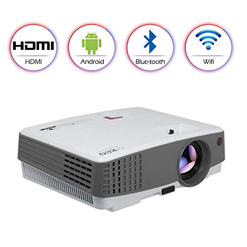 Portable Wifi Projector HDMI Blu...