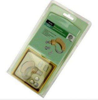 Los von 12 - Hörgerätekappen 3 Größen Fleischfarben - Qualität COOLMINIPRIX®