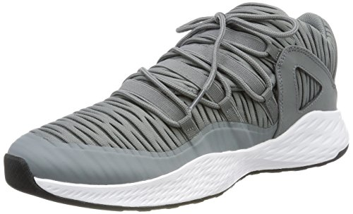 Nike Jordan Formula 23 Low, Zapatillas de Gimnasia para Hombre, Gris Cool Grey/White/Black, 41 EU
