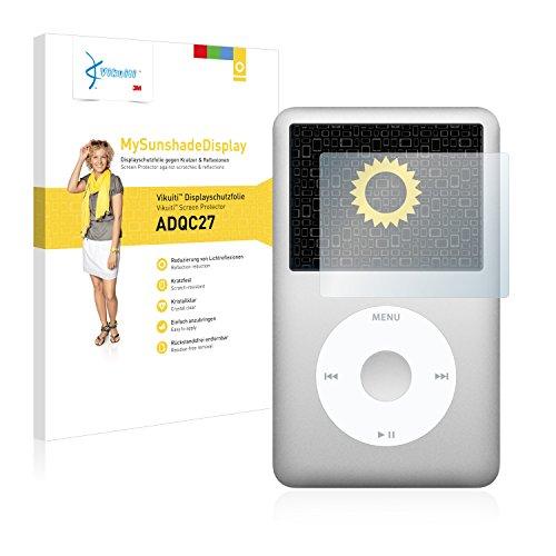 Vikuiti MySunshadeDisplay Displayschutzfolie ADQC27 von 3M passend für Apple iPod classic 160 GB 7. Generation