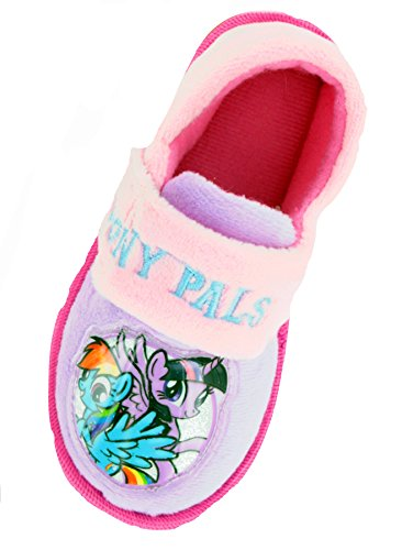 "My Little Pony Filles "" Pony Pals "" chaussons Rose"