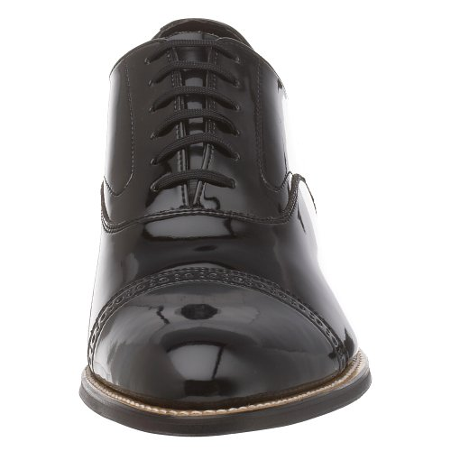 Stacy Adams Concorde Hommes Synthétique Oxford Black